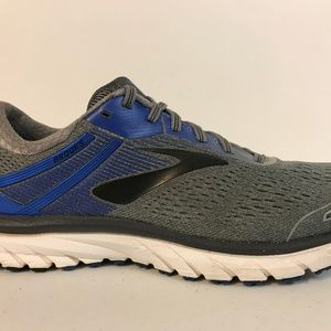 Brooks Adrenaline GTS 18 Men Running Shoes 9 2E